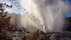 El géiser de Yellowstone reactivado no es un signo de explosión inminente