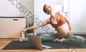 Navegue su embarazo con facilidad con este programa de yoga prenatal en línea de 11 clases