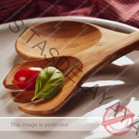 cuenco de madera