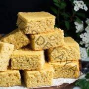 Receta de pan de maíz