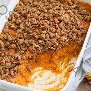 Guisado de Patatas Dulces