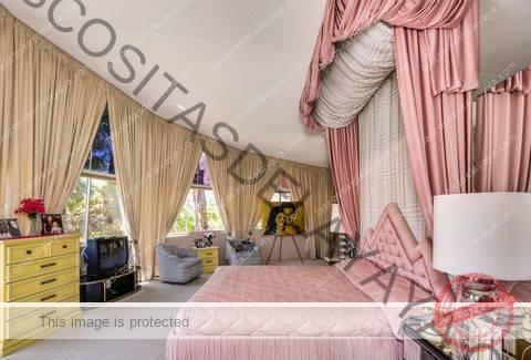 1350 ladera circle palm springs suite de luna de miel de elvis presley