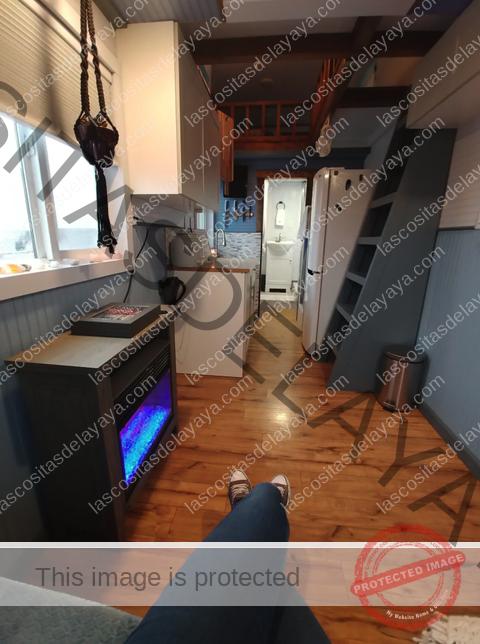 the blue baloo en nevada es una pequeña casa disponible para alquiler en airbnb