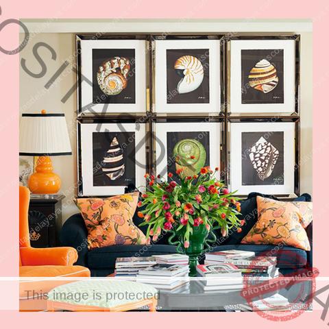 55 trucos de decoración de la sala de estar para un espacio destacado