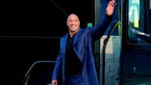 Dwayne 'The Rock' Johnson quiere beber tequila con su parecido