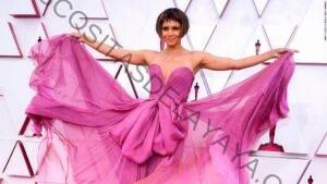 Halle Berry se rió de la broma sobre su peinado de los Oscar