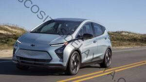 GM retira todos los modelos de Chevrolet Bolt por posibles defectos en la batería