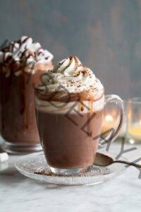 Chocolate caliente {¡Receta fácil!}