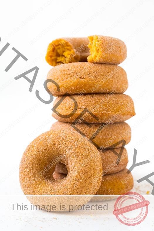 Donuts de calabaza |  Cocina con clase