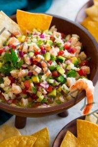 Recetas Frutos del Mar