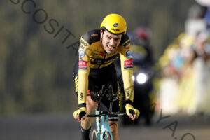 Tom Dumoulin se tomará un descanso de la carrera ciclista