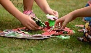 Dedicar tiempo al juego de los niños es bueno para todos