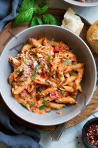 Recetas de pasta Italiana