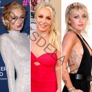 Paris Hilton, Miley Cyrus y más famosos apoyan el movimiento #FreeBritney