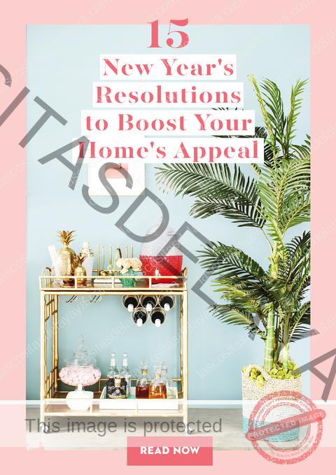 reconsidera tu hogar el año nuevo