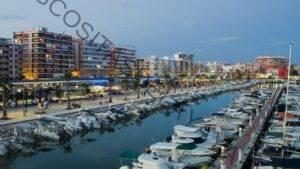✅ Santa Pola, la clave de un puerto