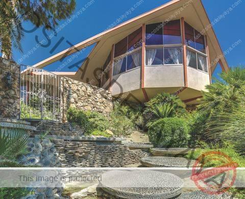 casa de luna de miel en palm springs de elvis presley
