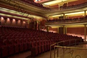 🎭 Teatro Olimpia - Huesca