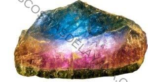 Turmalina, mineral con mucho color