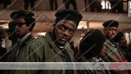 Daniel Kaluuya interpreta al líder de Black Panther Fred Hampton en
