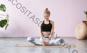 4 posturas de Yin Yoga para aliviar el dolor de pies