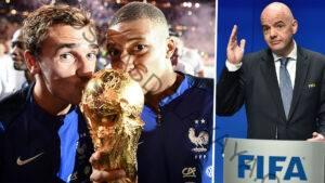 La FIFA amenaza con expulsar a los jugadores de la Copa del Mundo si acceden a unirse a la Superliga europea