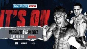Cómo ver a Miguel Berchelt vs.Oscar Valdez: fecha, hora de pelea, canal de TV y transmisión en vivo