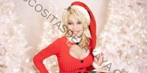 Dolly Parton mantiene sus decoraciones navideñas hasta finales de enero por la mejor razón