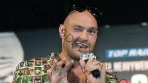 Tyson Fury cuestiona a Anthony Joshua: 'Tiene un problema de confianza'