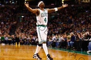 Jason Terry aún no puede entender por qué intentó detener la volcada de LeBron James durante el partido Celtics-Heat 2013