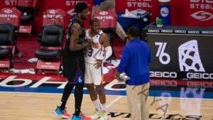 Rumores de intercambio de la NBA: los 76ers presionaron por un acuerdo con Chris Paul, pero la estrella de los Suns no estaba interesada