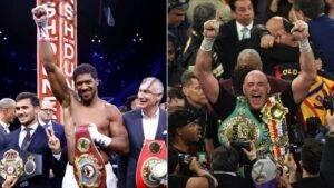 Lista de deseos de boxeo 2021: 10 peleas por hacer, incluidas Joshua-Fury, García-Davis y más