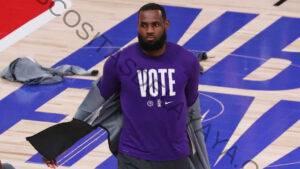 """LeBron James quiere """"responsabilidad"""" para el oficial que mató a Ma'Khia Bryant;  Lakers star tweets 'Eres el próximo'"""