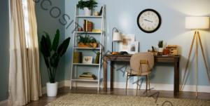 3 formas de transformar esa esquina en una oficina en casa muy agradable (¡por fin!)