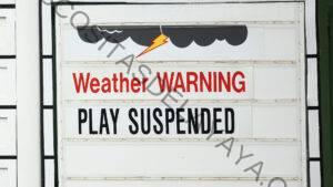 Actualizaciones meteorológicas de Masters: el juego se reanuda después de que la tormenta obliga a los golfistas a salir del campo en la Ronda 3