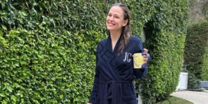 La dieta de Jennifer Garner es la combinación perfecta de verduras de cosecha propia y pan con chispas de chocolate