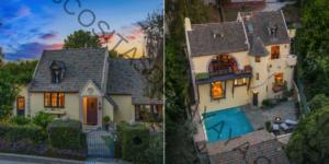 Esta casa de cuento diseñada por el arquitecto detrás del castillo de la Bella Durmiente de Disneyland está a la venta