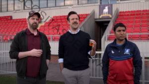 Lo que hay que saber sobre 'Ted Lasso', la serie de fútbol para sentirse bien de Apple TV