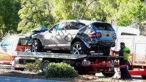 Tiger Woods 'afortunado de estar vivo' después del accidente: últimas actualizaciones, detalles mientras la estrella del golf se recupera de un accidente automovilístico