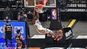 ¿Participará Zion Williamson en el concurso Slam Dunk 2021?  Pelicans star deja la puerta abierta