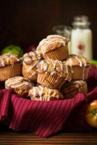 Muffins de manzana (sabor Snickerdoodle)