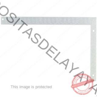 Cuadrado de armazón de aluminio de 16 x 24 pulgadas
