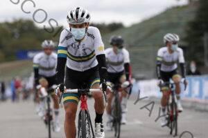 Richie Porte gana Willunga Hill mientras Sarah Gigante aplasta QOM en el Festival de Ciclismo de Santos