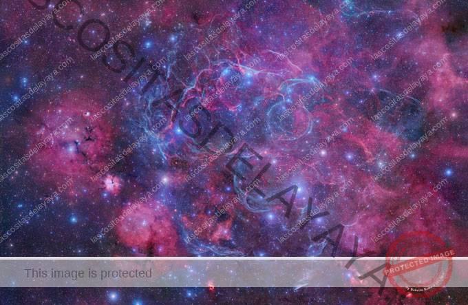 Remanente de supernova Vela
